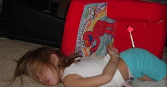 FDA Approves Tranquilizer Darts That Put Kids To Sleep
