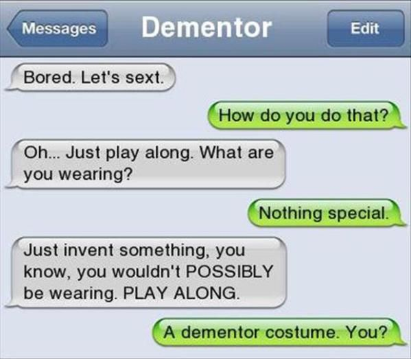 Sexting gone wrong