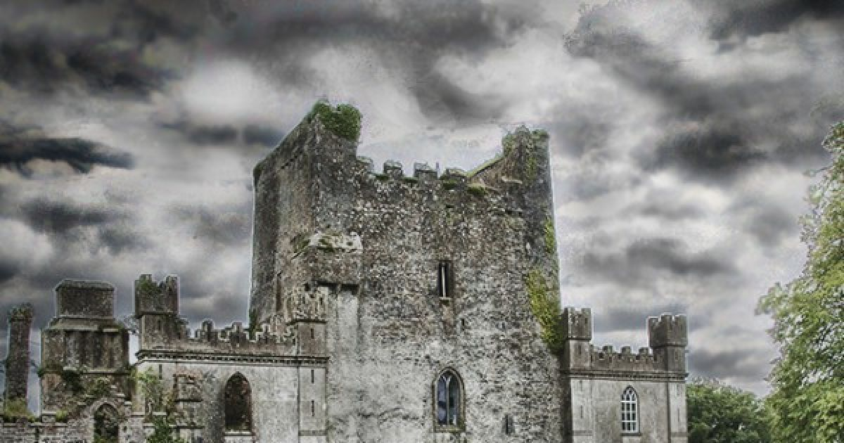 The Bloody Leap Castle In Ireland- A Beautiful Castle You Would Never Take Your Kids To!