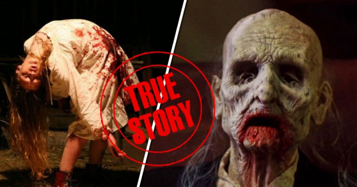 DID YOU KNOW? These Creepy Horror Movies Are Based On True Stories