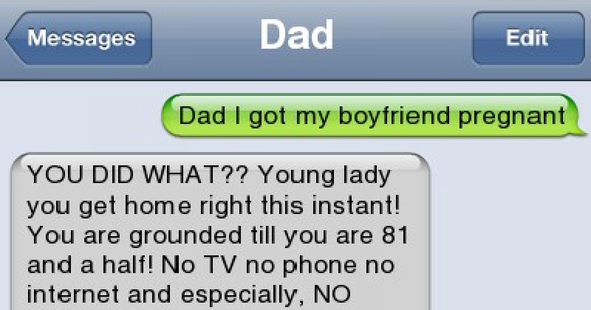 Funny Ways To Troll Your Parents