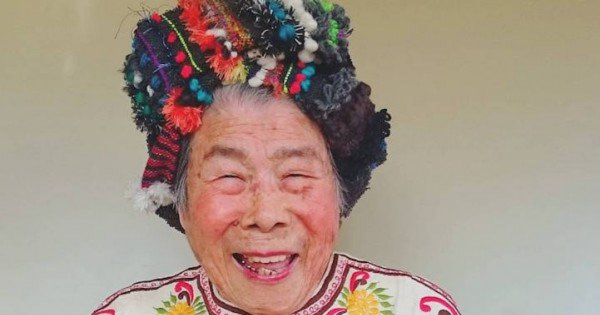 Japanese Fashion Designer Has Her 93-Year-Old Cool Grandma Model Her Creations
