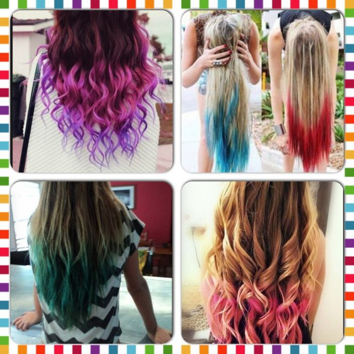 How To Dye Hair With Kool-Aid! | TheDailyBuzz
