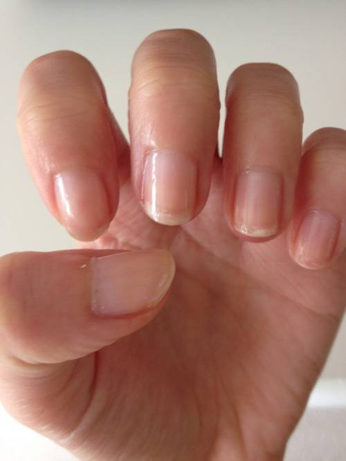 Ever Wondered What The Half Moon Shape On Your Nails Means ...