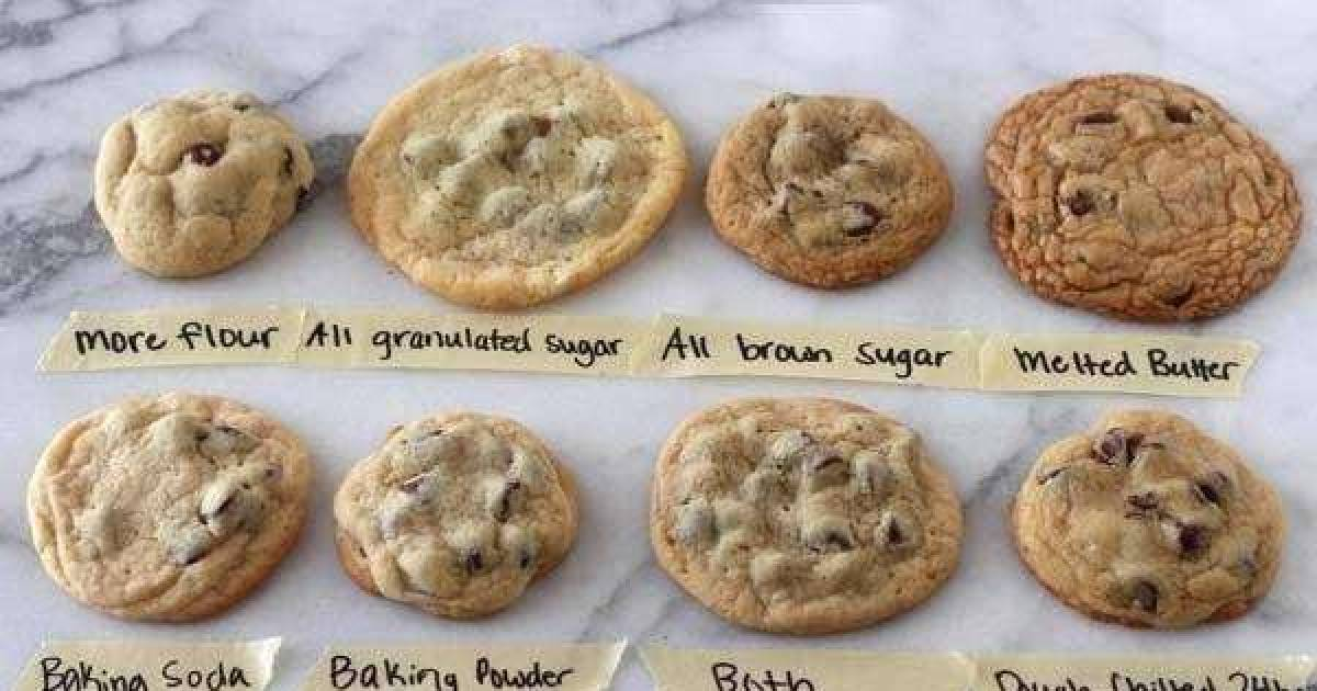 This Side-By-Side Comparison Guide Will Help You Make The Best Cookies Ever