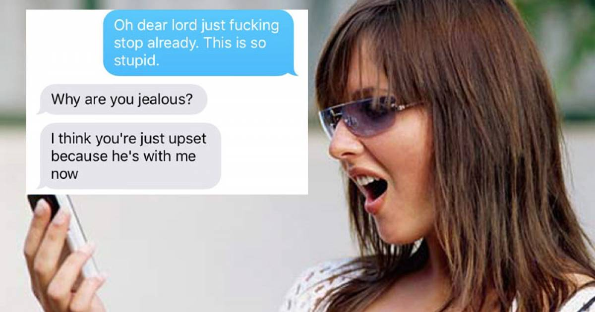 Dude Tries To Make Crush Jealous By Pretending To Be His New Girlfriend