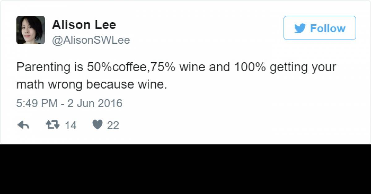 The Math Of Parenting Explained In Hilarious Tweets