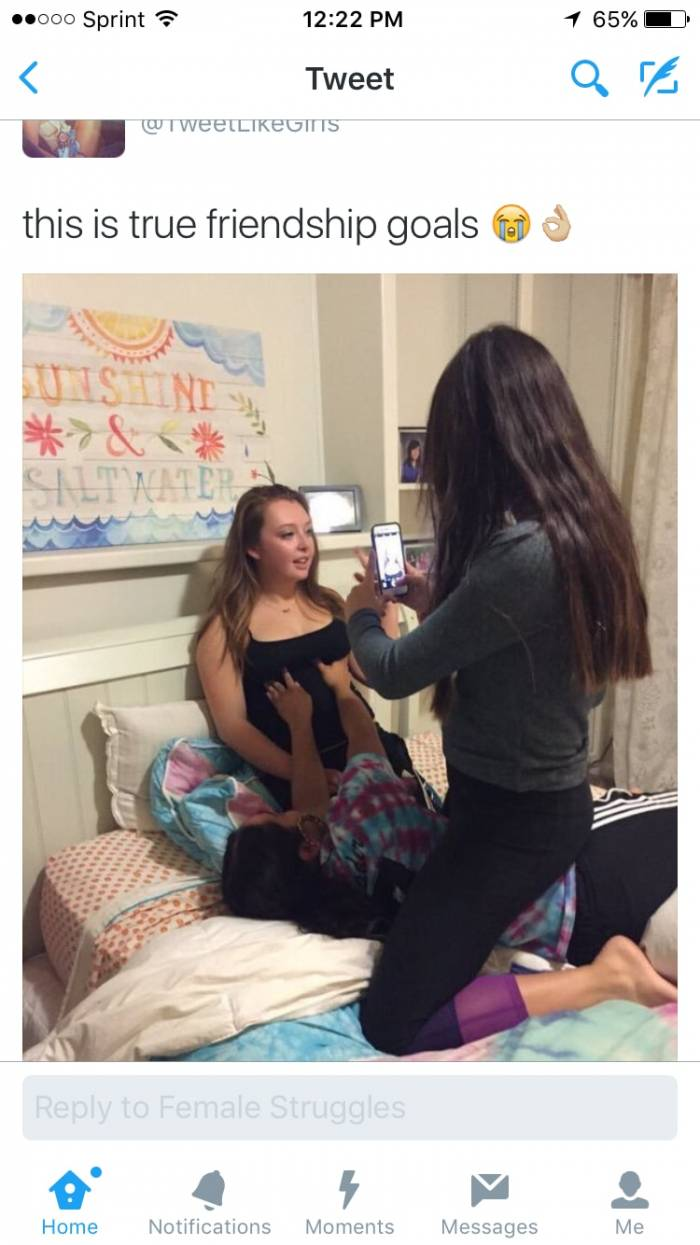 Фото девушки как они это делают