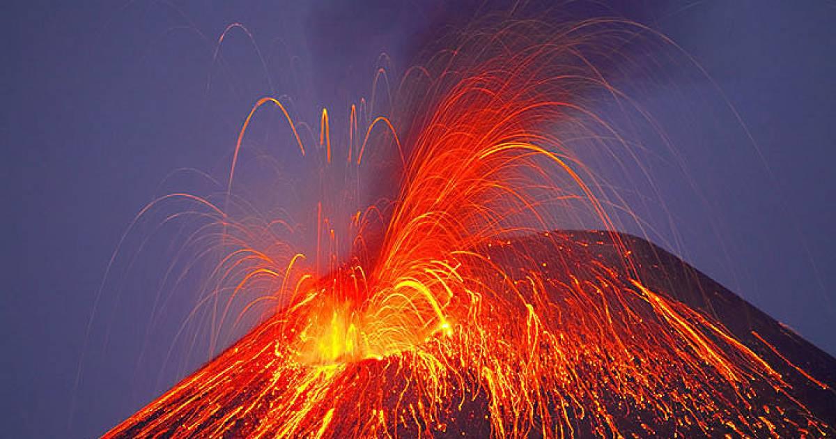 Deadliest Volcanic Eruptions In History