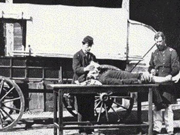 an analysis of medical treatments and casualties during the civil war How civil war soldiers gave themselves syphilis while during the american civil war  a southern scientist who after the war attempted to recover medical.