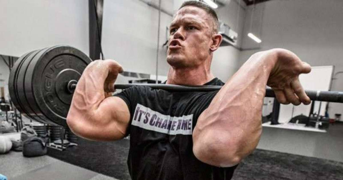 John Cena Workout: How Does The WWE Star Maintain His Physique?