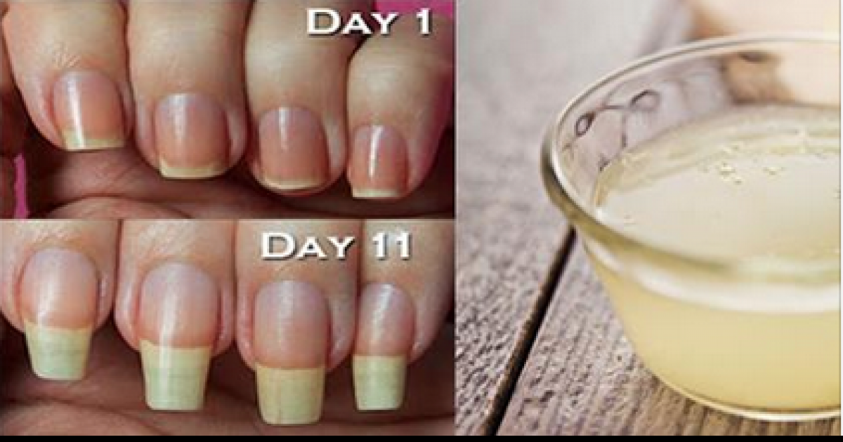 Does Nail Polish Make Your Nails Grow