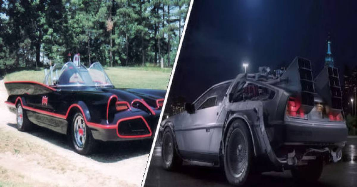 Hollywood's Hottest Cars: Where Are They Now?