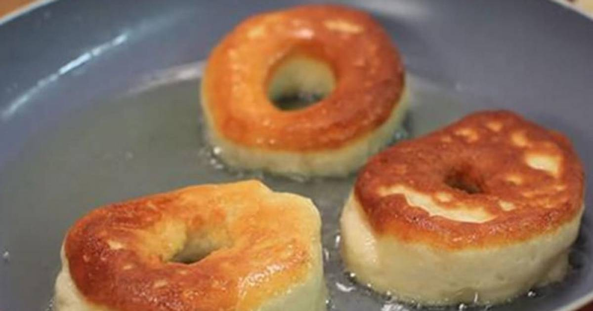 Never Buy Donuts Ever Again. Here's How You Can Make Them At Home Using Just 2 Ingredients