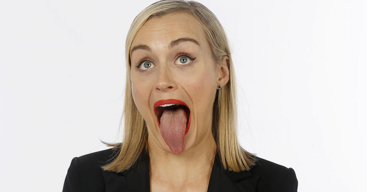 This Is What Your Tongue Reveals About Your Personality