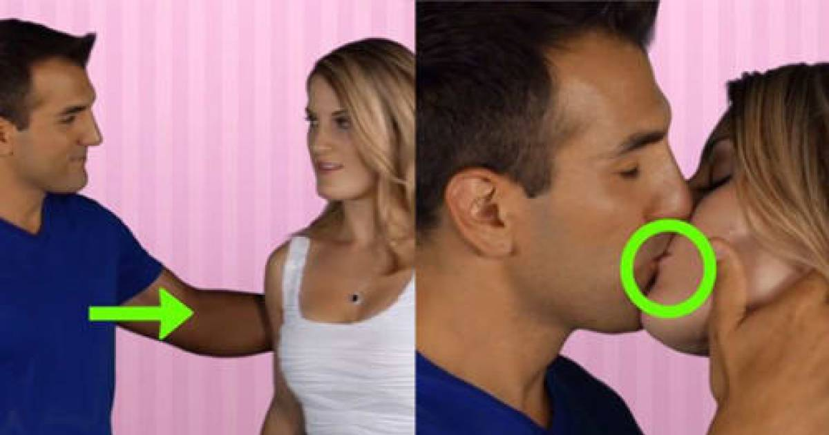 Ways to be a better kisser