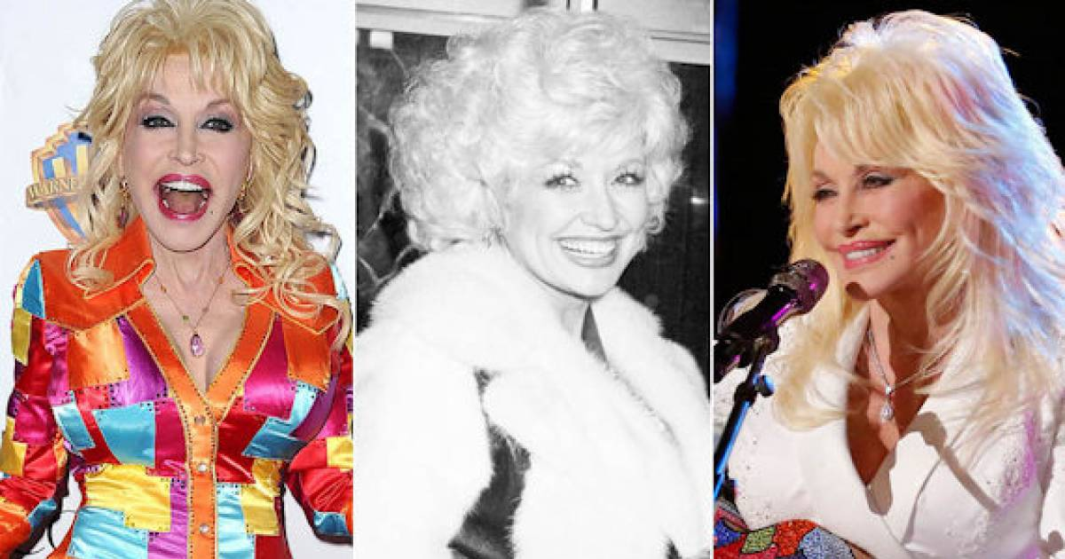 Why Dolly Parton Always Wears Long Sleeves