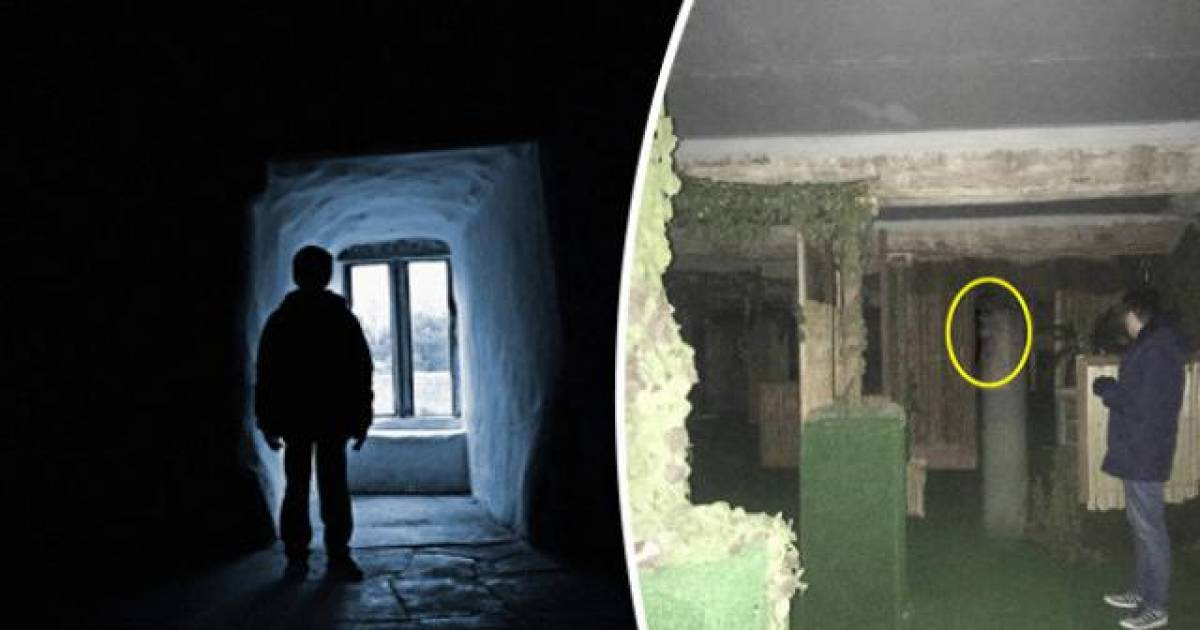 CREEPY! Teenager Captures Chilling Ghost Scream And Disturbing Face On Camera!