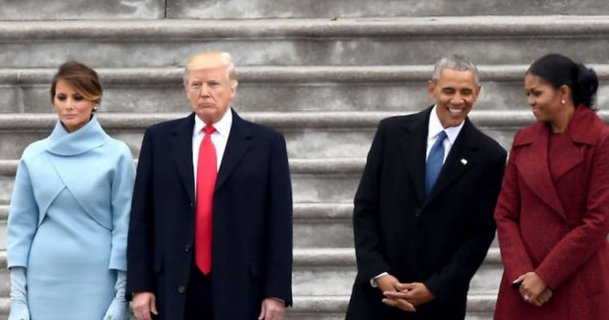 Past Inaugurations Show That Incoming And Outgoing Presidents Act Totally Differently