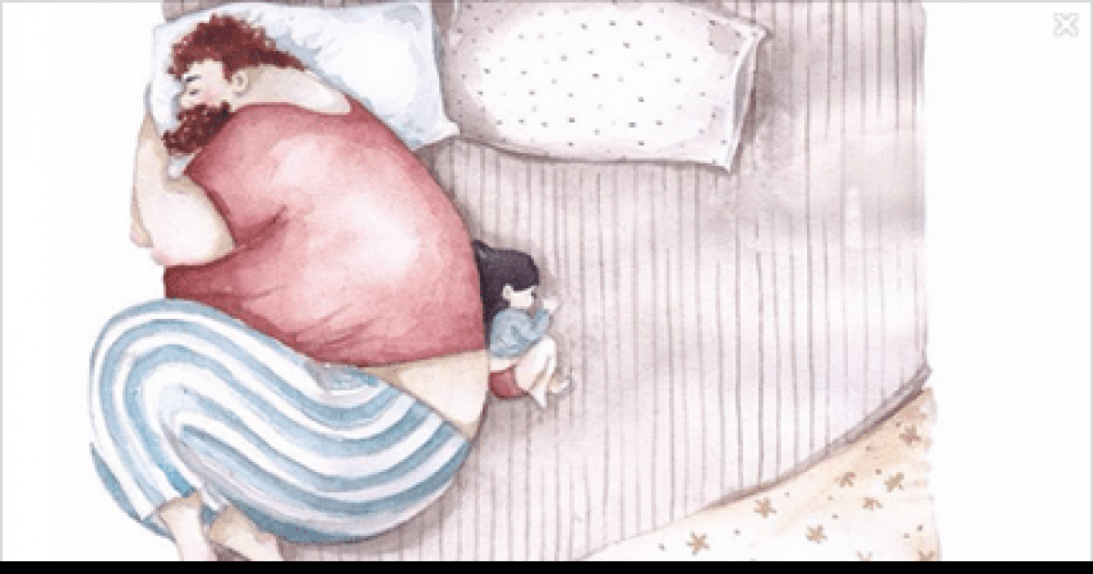 These Father Daughter Illustrations Will Melt Your Heart!