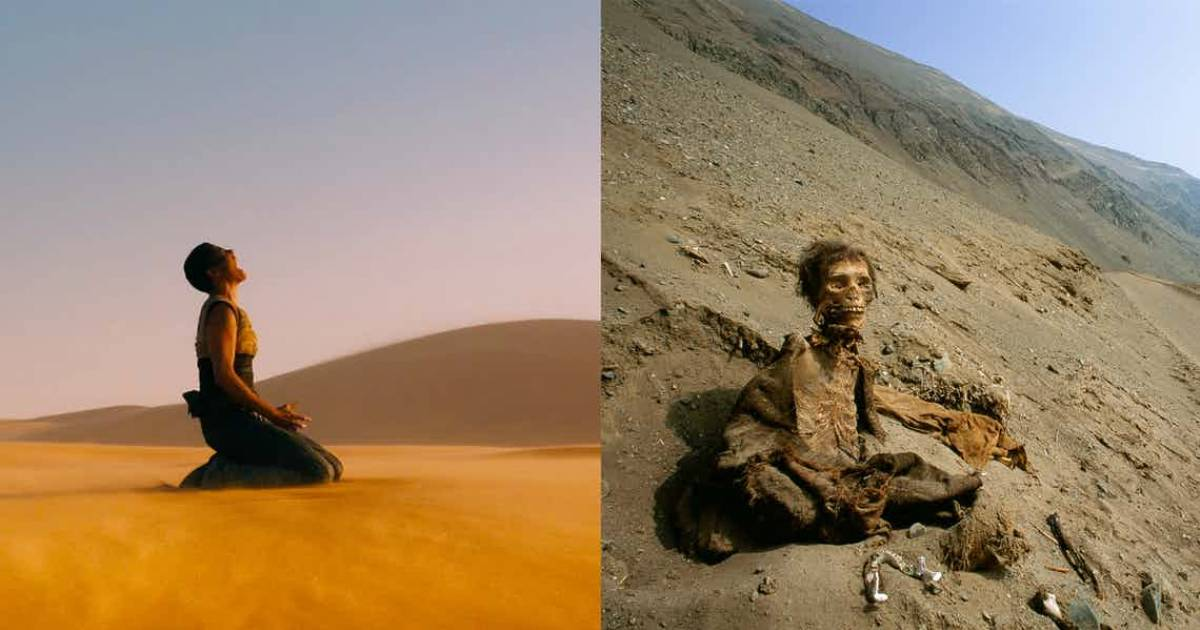 15 Chilling Horror Stories From The World's Harshest Deserts
