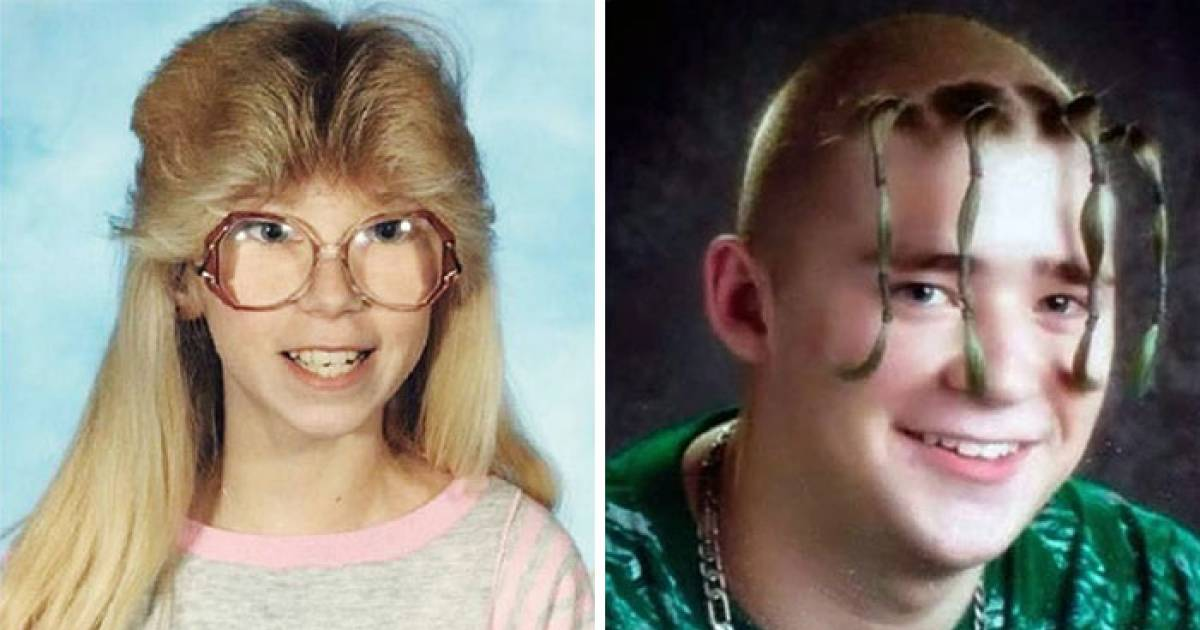 Hilarious Childhood Hairstyles From The '80s And '90s That Should Never Come Back