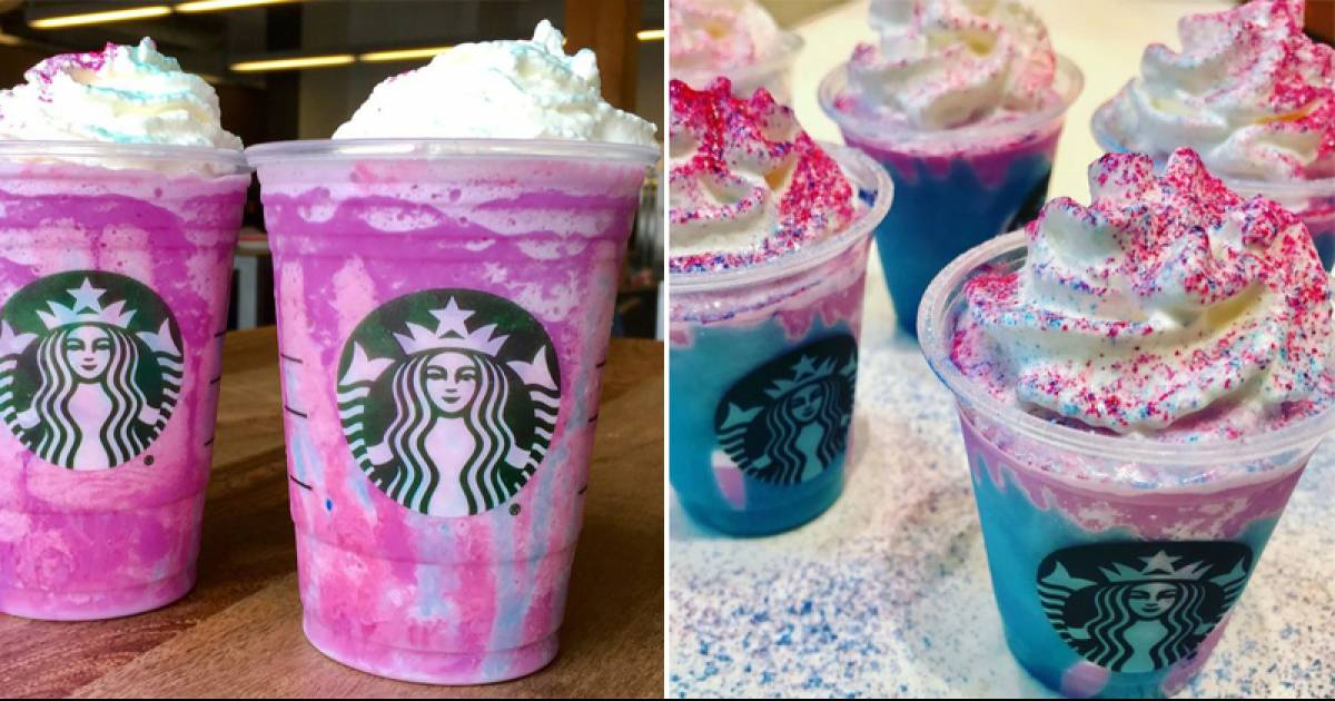 Avoid The Starbucks Unicorn Frappuccino At All Costs!