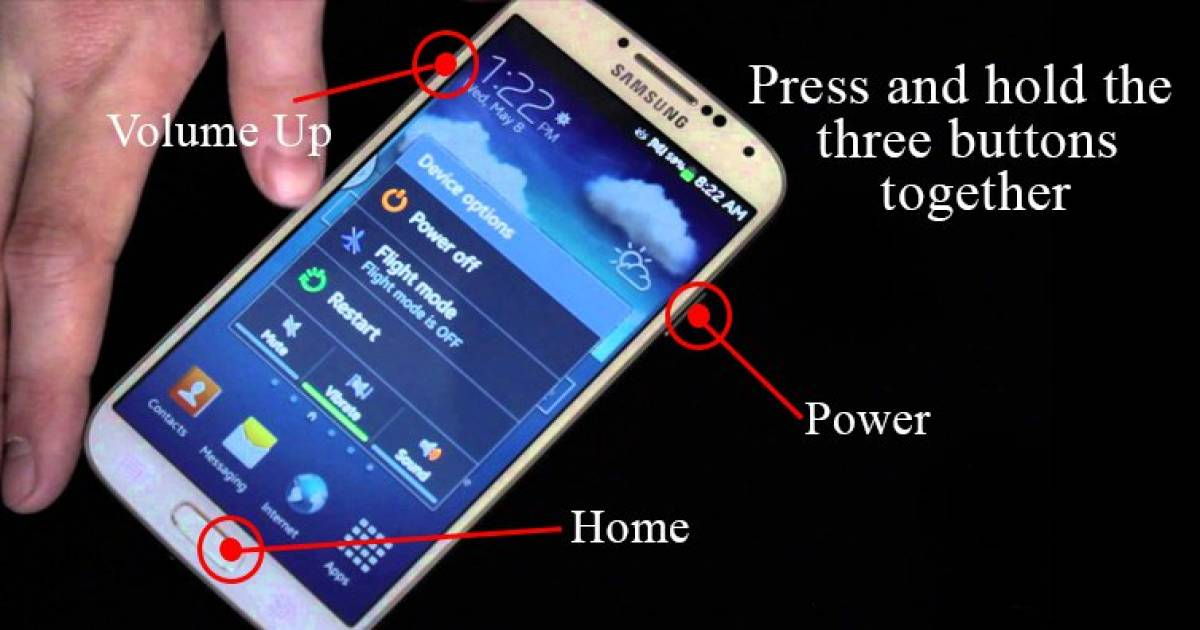 A Secret Trick To Bypass Any Pattern Lock On Phone