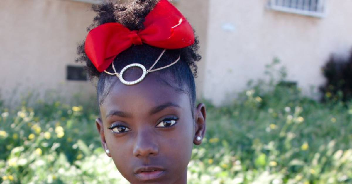 After Being Bullied For Her Dark Skin, This 10 Year Old Starts Her Own Clothing Line To Show Empowerment