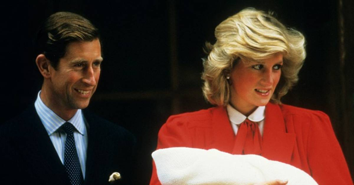 "Princess Diana Said Her Marriage ""Went Down The Drain"" After The Birth Of Their Second Son"