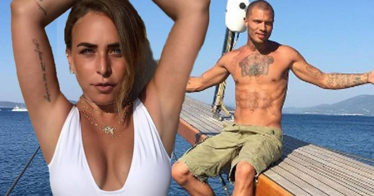 """""""Hot Mugshot Guy"""" Jeremy Meeks, Ditches Wife For A British Heiress"""