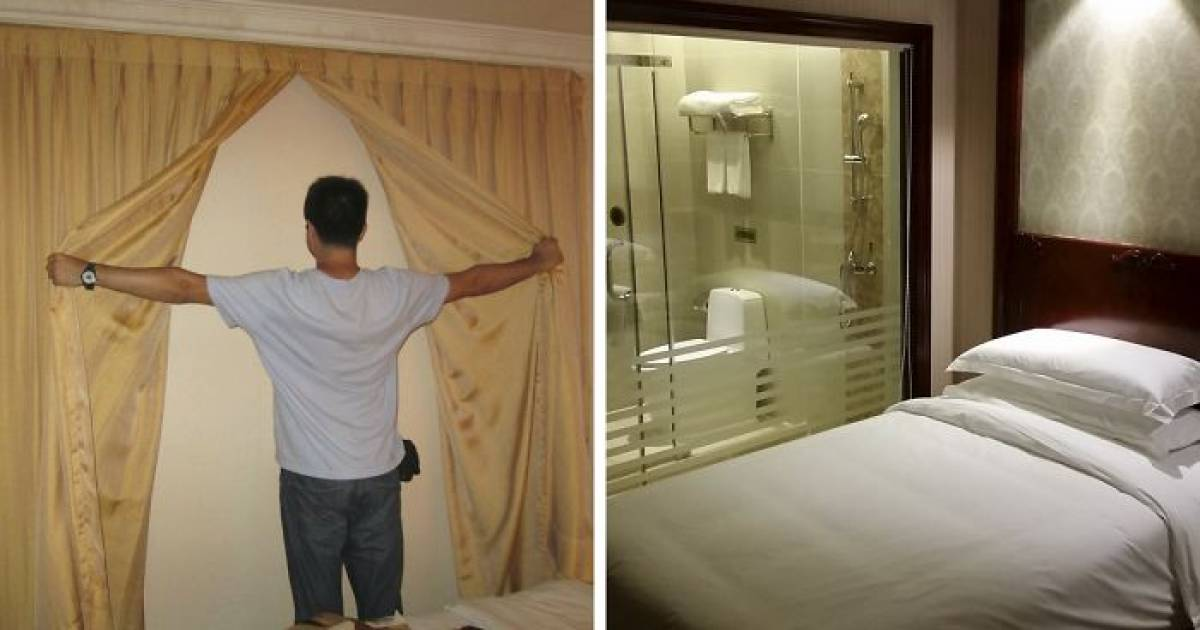 Hilarious Hotel Fails That Will Make You Visit The Hotel Before Making That Reservation