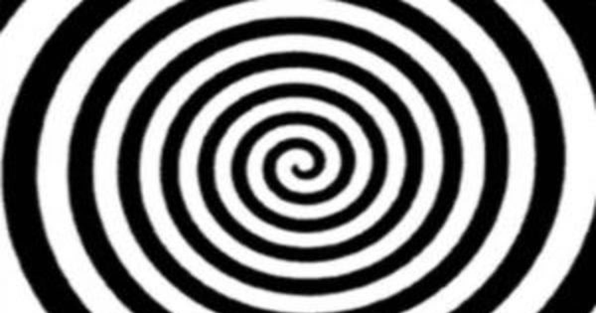 Scientist Say That Staring At This Optical Illusion Can Actually Improve Your Vision.