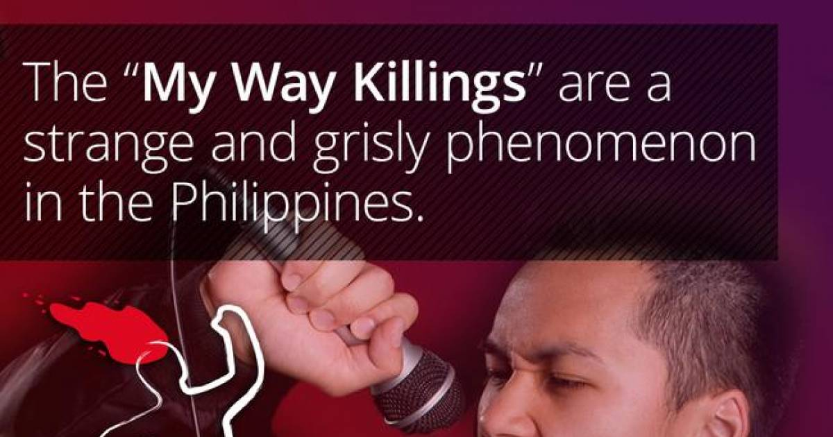 """Frank Sinatra's """"My Way"""" Has Caused Several Deaths In The Philippines"""