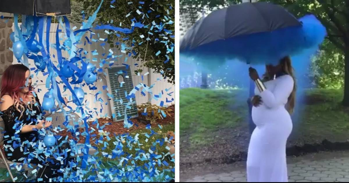 18 Baby Gender Reveals That'll Make You Actually Think About Having A Kid