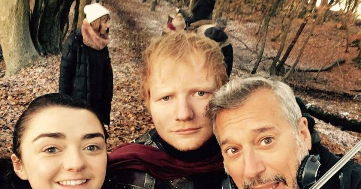 "After Facing Backlash On His ""Game Of Thrones"" Cameo, Ed Sheeran Temporarily Deletes Twitter Account"