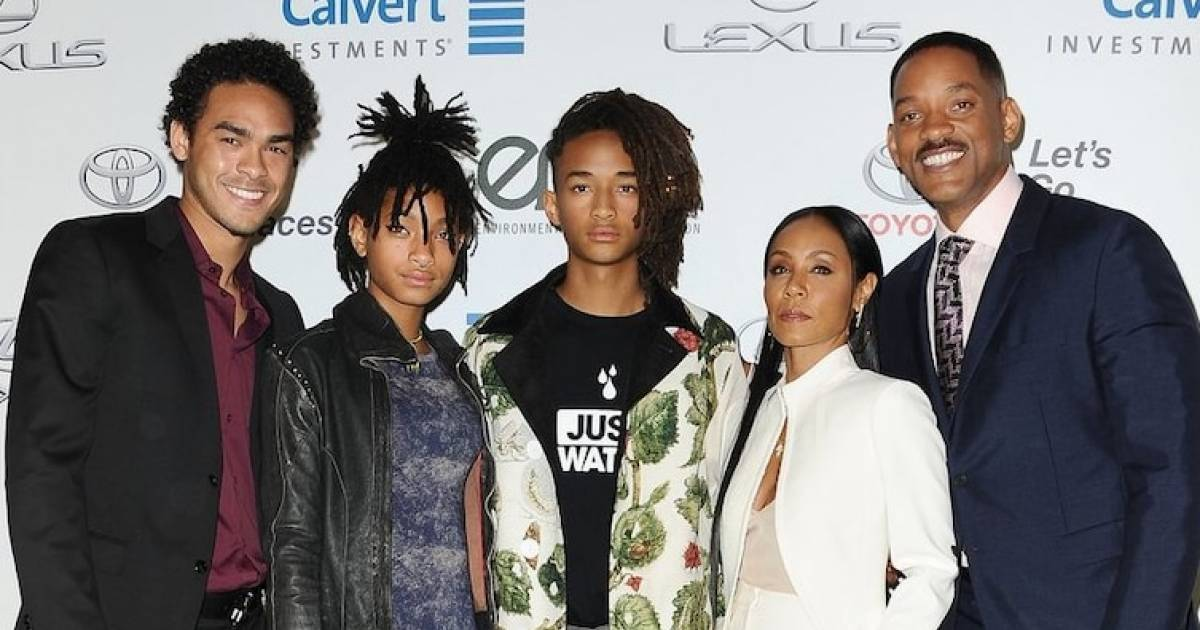 Useful parenting tidbits from Jada and Will Smith