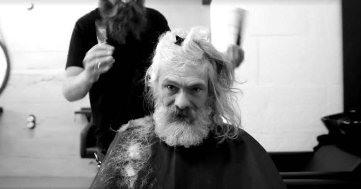 After Being Homeless For Twenty-Five-Years This Man Is Given A Runway Ready Makeover