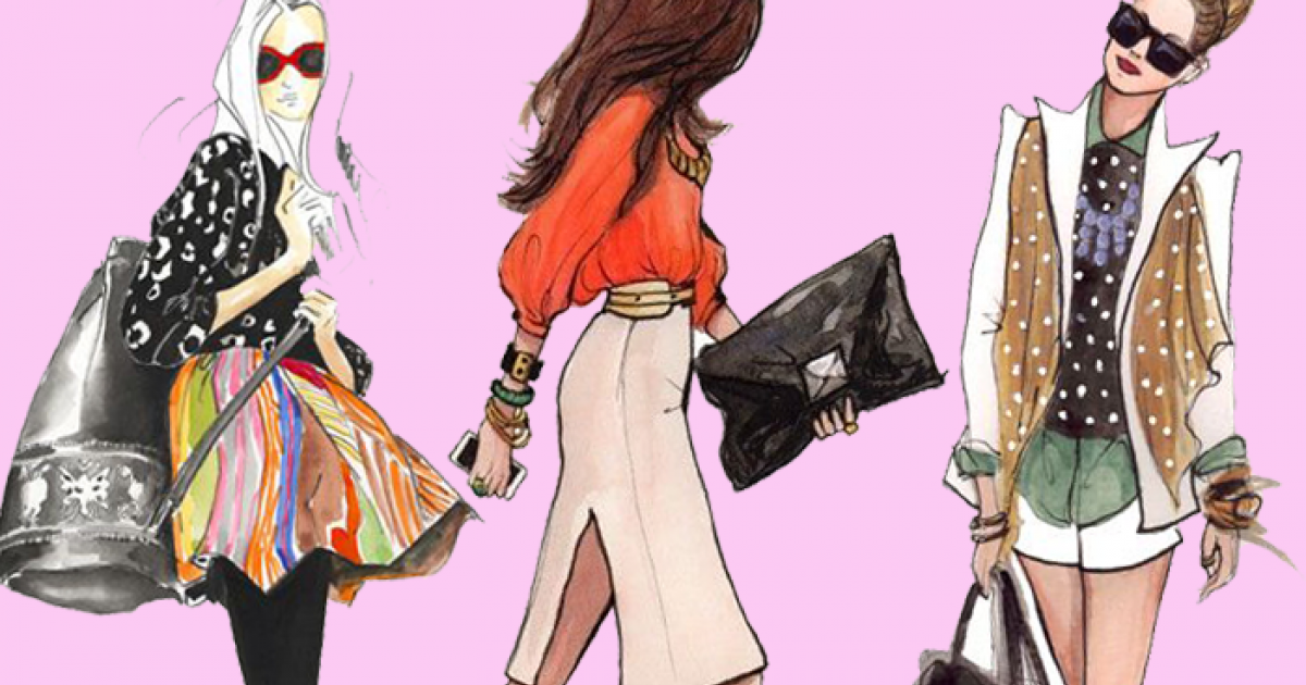 What The Way You Carry Your Handbag Says About Your Personality