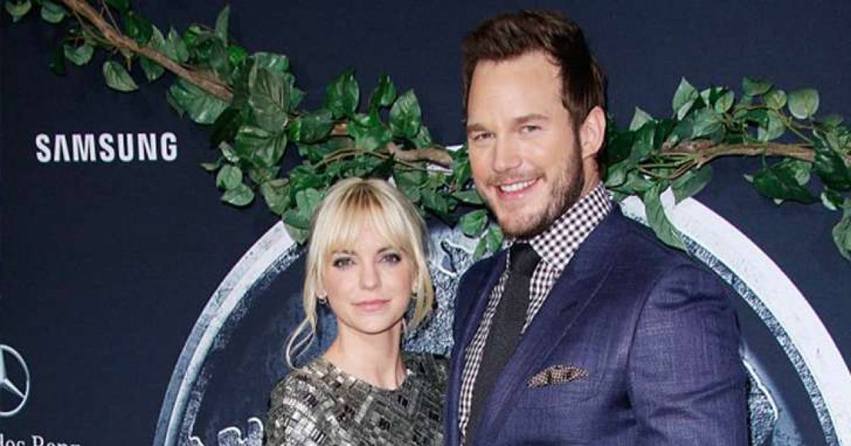 Chris Pratt And Anna Faris Separating After 8-Years Of Marriage