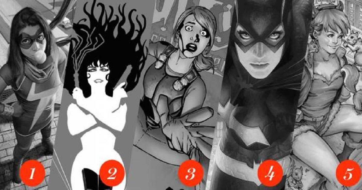 The Top Female Super Heros Of All The Time
