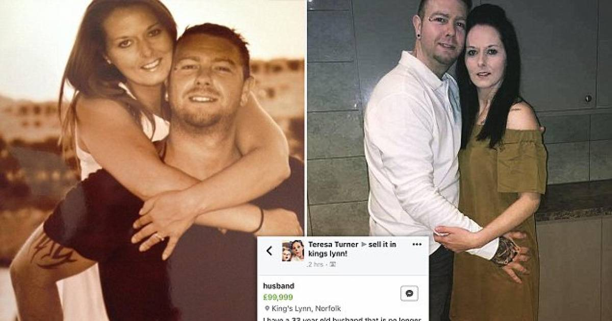 Disgruntled Wife Puts Her Husband For Sale On Facebook