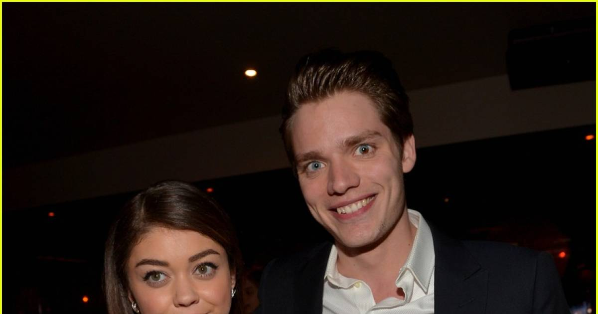 Sarah Hyland And Dominic Sherwood Not In A Romantic Relationship Anymore