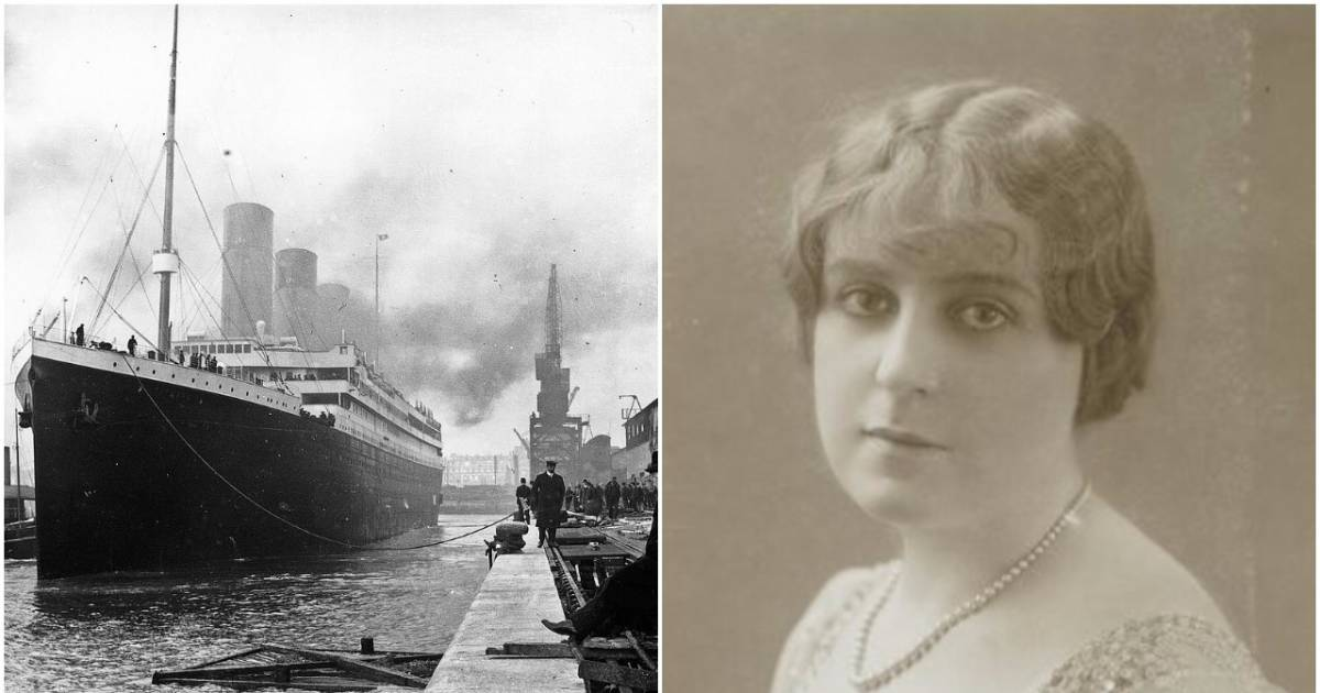 Meet Berthe Antonine Mayné, Who Claimed To Be A Titanic Survivor But Nobody Believed Her