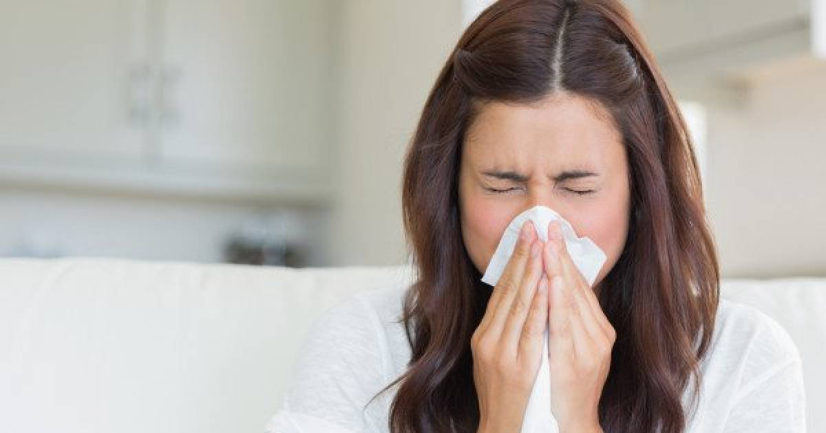These Could Be The Reasons You're Sneezing All The Time