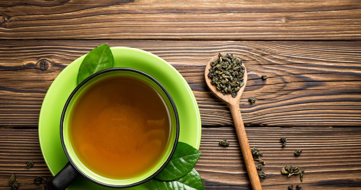 The Health Benefits Of Oolong Tea