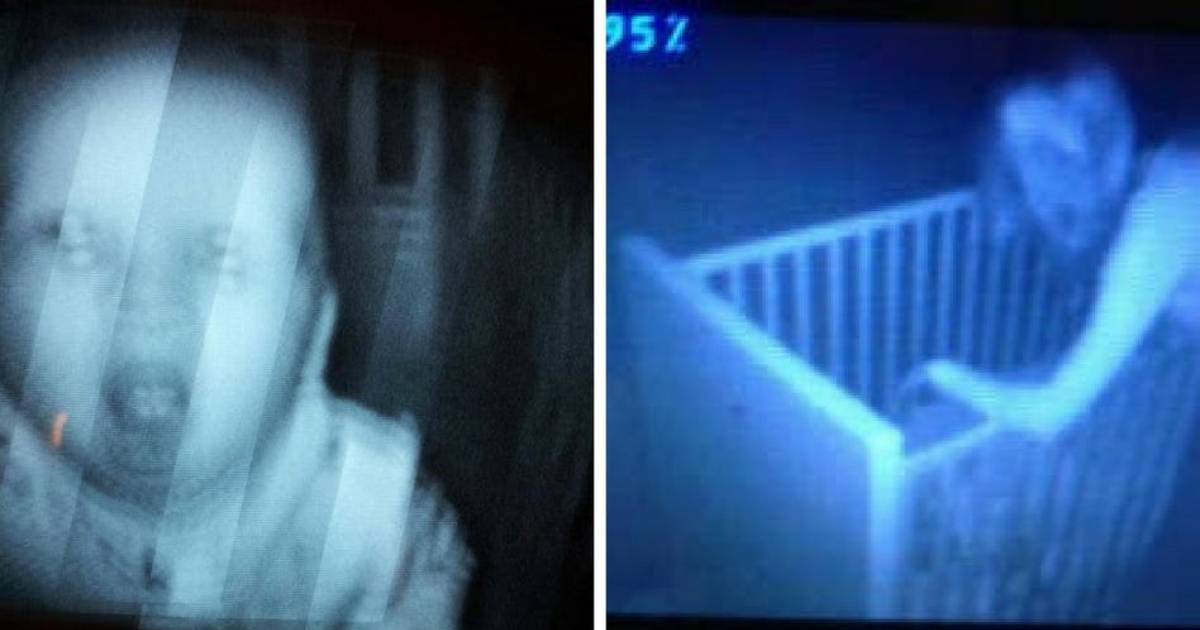 Baby Monitor Photos That Will Freak You Out