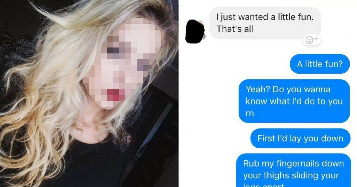 Girl Tries To Sext Her Married Ex And Gets Shut Down Brutally