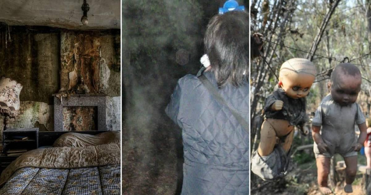 Horrifying Haunted Villages Around The World