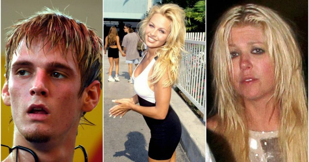 Celebs That Were Super Hot In The 90s But Are Hot Messes Today